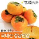 경남부유단감흠과 특가 5kg중대과(포장재무게포함)