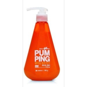 페리오 펌핑치약 (285g/시트러스향)