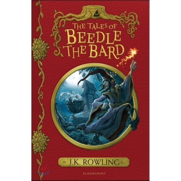 Tales of Beedle the Bard (영국판)  J K Rowling