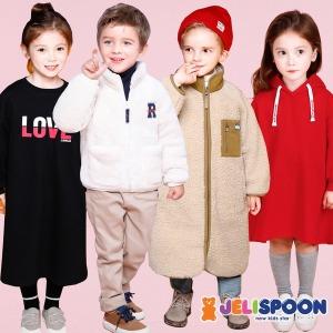 아동복/초등학생옷/여아원피스/가을옷/뽀글이점퍼