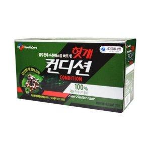 CJ 헛개컨디션(100mlX10개/BOX)
