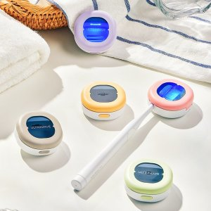 UVC LED 휴대용 칫솔살균기 TS-ZERO 퍼플