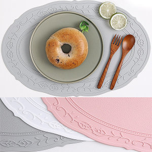 국내생산 실리콘 식탁매트 테이블매트