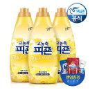 피죤 섬유유연제 리치퍼퓸1L X3(써니)+시그니처300ml