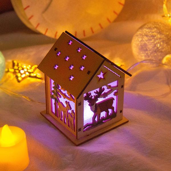 민화샵 크리스마스무드등 1개 : 루돌프 /조명등