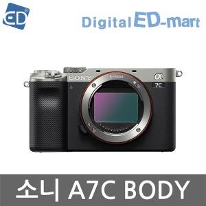 소니정품A7C/풀바디/A7C/ED