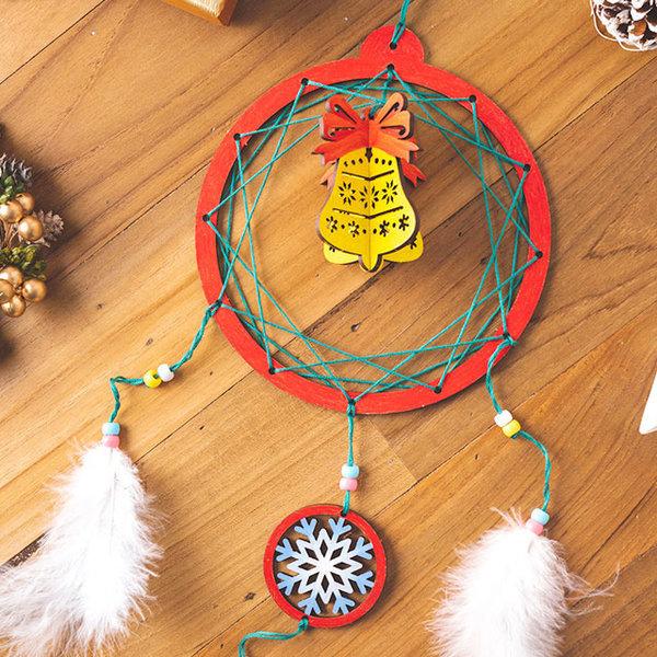민화샵 크리스마스 드림캐쳐 1개 : 종 4종