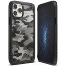 아이폰12 프로 맥스 케이스 링케퓨전X 카모블랙