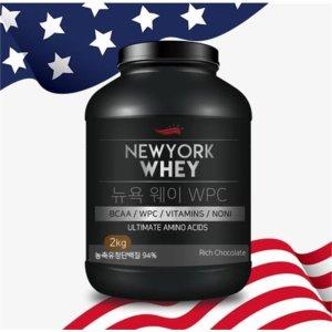 뉴트리션팩토리  뉴욕웨이 WPC 초코맛 단백질보충제