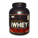 Optimum 100% 웨이 프로틴 더블 리치 초콜릿 74 서빙 단백질 보충제 2.27 kg