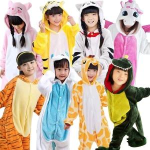 헬로샵/100~XL /동물잠옷 캐릭터잠옷 할로윈의상 모음