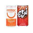 탑씨 오렌지170mlx30캔 + 아임톡 오렌지190mlx30캔