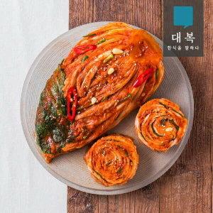 (현대Hmall)대복 포기김치 10kg (꽃게육수로 시원하고 아삭한 맛)