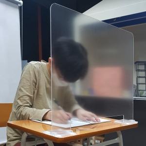 수능칸막이 가림막 아크릴 학교장터등록 교육부규격