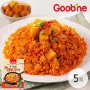 굽네 닭가슴살 깍두기 치밥 5팩/ NQ26