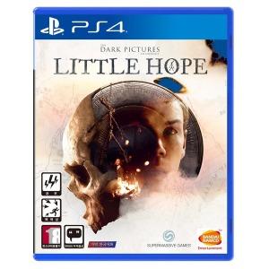 뉴클리어(PS4) 더 다크 픽처스 앤솔로지: 리틀 호프