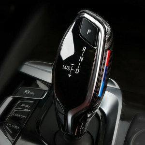 BMW 카본 기어봉 커버 스틱 X3 X4 G30 6GT G11