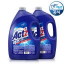 피죤 세탁세제 액츠 퍼펙트 3.3L 2개 베이킹
