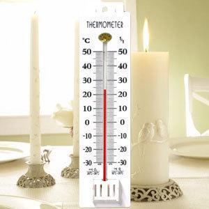 온도계 한란계/온도 실내온도계/최고최저온도계 실외