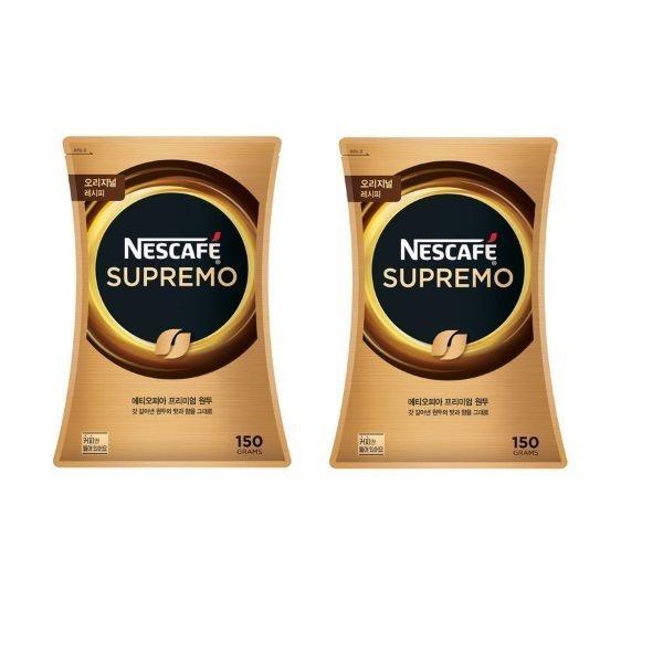네스카페 수프리모 150g 2봉