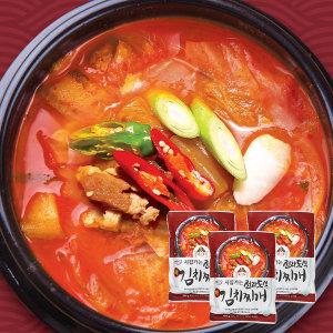 시집가는 전라도식 김치찌개 400gx3봉 /탕/찌개 G