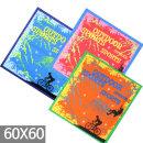 헨리모리스 면60수 등산손수건 스카프 반다나 (60x60)