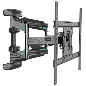 KALOC 벽걸이 TV브라켓 각도조절 호환경 32-75형 X7A