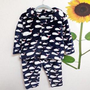아동수면잠옷 밍크수면 상하세트 유아동잠옷