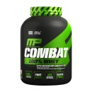 Combat 컴뱃 100% 웨이 프로틴 초콜릿 밀크 68 서빙 단백질 보충제 2269 g