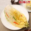(국산) 마녀 백김치2kg