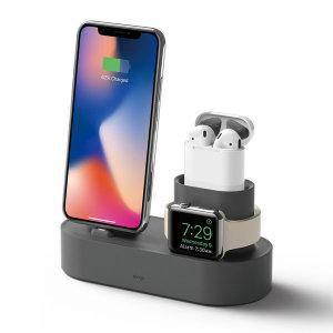 아이폰 에어팟 애플워치 3IN1 충전스탠드 (4 color)