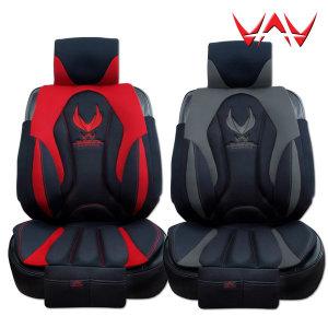 VAV 플래티넘 사계절 버켓 자동차시트커버 자동차용품
