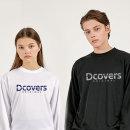 Dcovers/긴팔티/여성/남자/티셔츠/빅사이즈/맨투맨/티