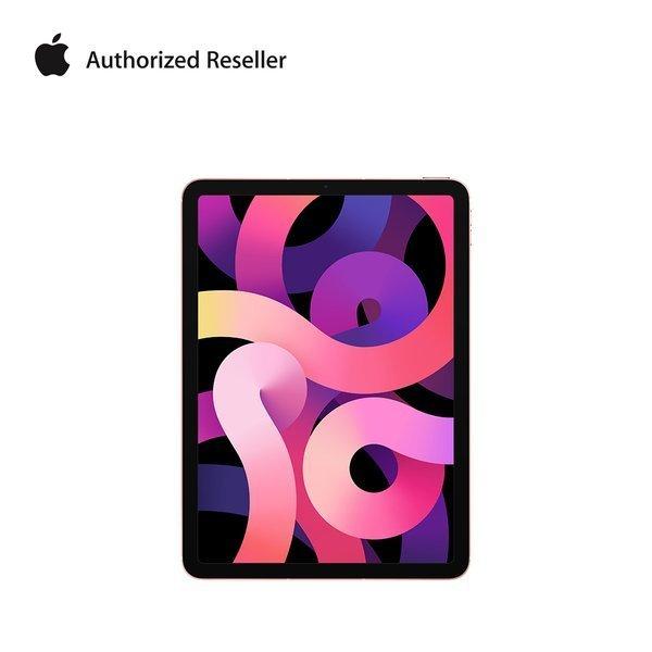 4세대 아이패드 에어 10.9형 Wi-Fi + Cellular 64GB Rose Gold MYGY2KH/A