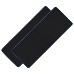 초대형 게이밍 장 마우스 패드 블루 - 상품 이미지