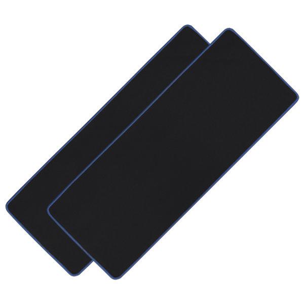 초대형 게이밍 장 마우스 패드 블루
