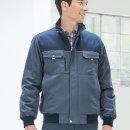 작업복상의 ZB-J1451 겨울 잠바 추동복 근무복 자켓
