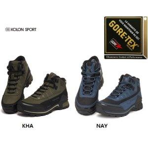 (코오롱 스포츠) 남성 GORE-TEX 미드컷 트레킹화 HIGHMAX X FE4HX19100