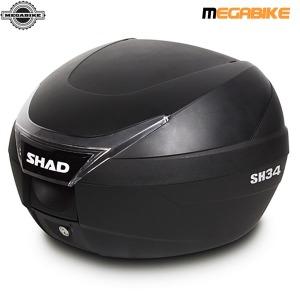 SH34 SHAD 34L 리어백 샤드 탑박스 탑케이스 헬멧보관