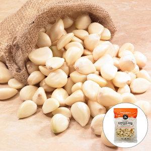 국내산 100% 마늘 깐마늘 햇마늘 (대) 1kg