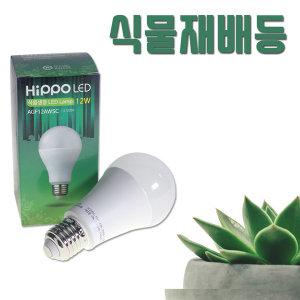 히포LED 식물재배등/램프/식물재배용/식물생장/다육