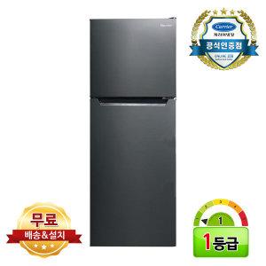 캐리어 138L 1등급 소형냉장고 CRF-TD138BDS 무료설치