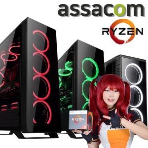 라이젠 3600XT/RTX2060슈퍼/SSD240G/8G/조립PC