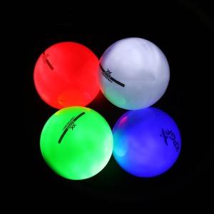 하이퍼 엘이디 파크골프공 LED볼 발광공 야광공