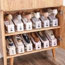 3단계 높이조절 신발 정리대 화이트