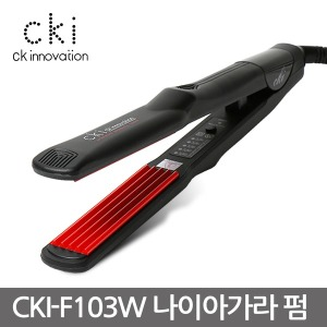 CKI-F103W 고데기 나이아가라 다이렉트 온도조절
