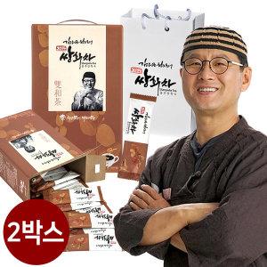 김오곤원장 진한 쌍화차 한방차 전통차 2박스 100스틱