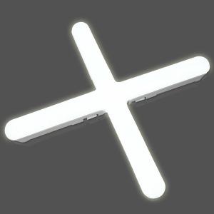 지니 LED 십자등 50W 주광색(하얀빛) 55W