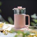 티포트 분유포트 전기포트 핑크(DA-KET01)