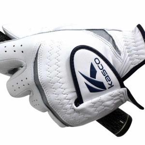 카스코 FIGHTING FIT 파이팅 핏 양피 골프장갑 남성용